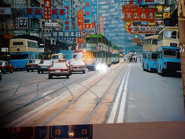 香港トラムの達人 ジョセフさんにお会いしました _b0248150_08425652.jpg