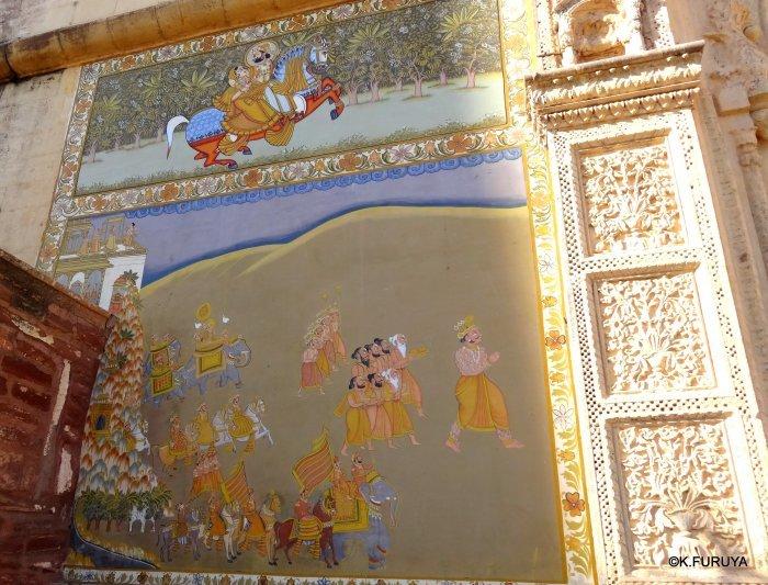 インド・ラジャスタンの旅 5  メヘラーンガル砦  その1_a0092659_13393099.jpg