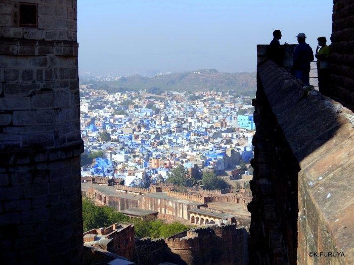 インド・ラジャスタンの旅 5  メヘラーンガル砦  その1_a0092659_13551598.jpg