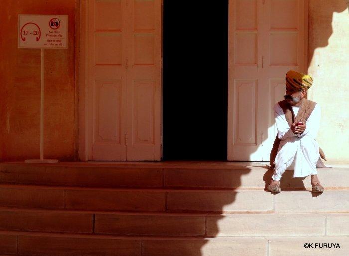 インド・ラジャスタンの旅 5  メヘラーンガル砦  その1_a0092659_13570828.jpg
