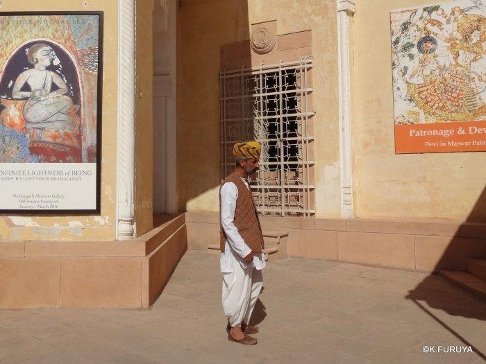 インド・ラジャスタンの旅 5  メヘラーンガル砦  その1_a0092659_13575528.jpg