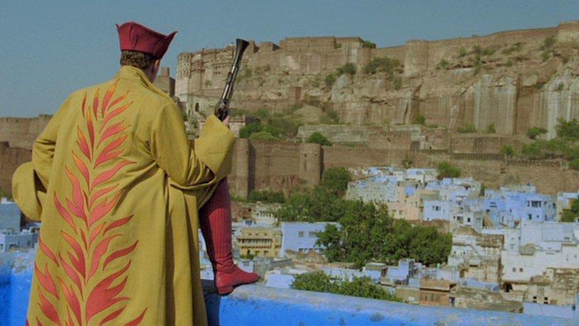インド・ラジャスタンの旅 5  メヘラーンガル砦  その1_a0092659_16374381.jpg