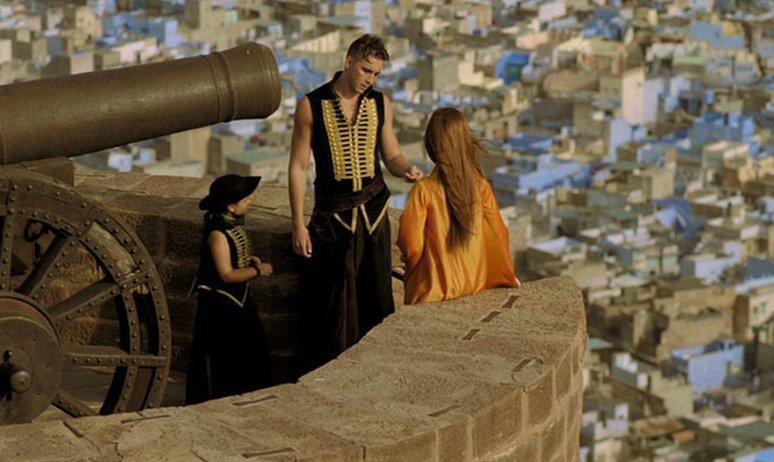 インド・ラジャスタンの旅 5  メヘラーンガル砦  その1_a0092659_16374809.jpg