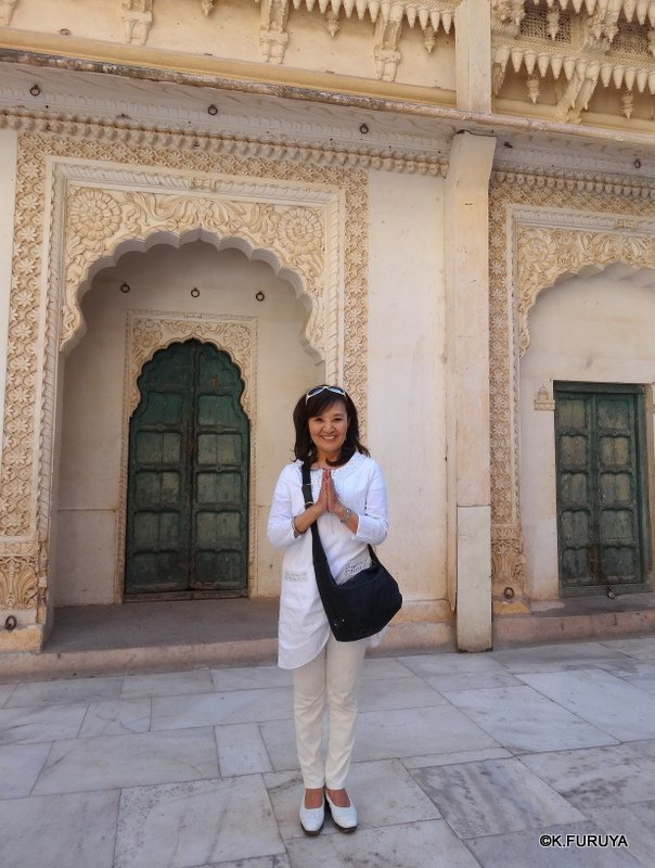 インド・ラジャスタンの旅 5  メヘラーンガル砦  その1_a0092659_23225901.jpg