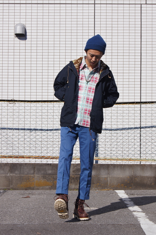 visvim - 2016 S/S 1st Look 『The Spring』_c0079892_19475875.jpg