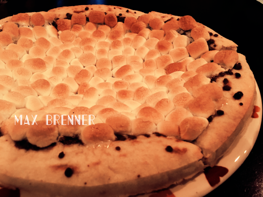 MAX BRENNERのチョコレートピザ(*´˘`*)♡_a0213806_18413540.png