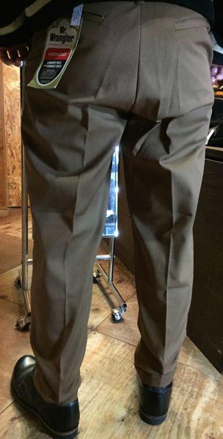 デッドストック!60s~Mr. Wrangler all cotton IVY  pants !!_c0144020_14185048.jpg