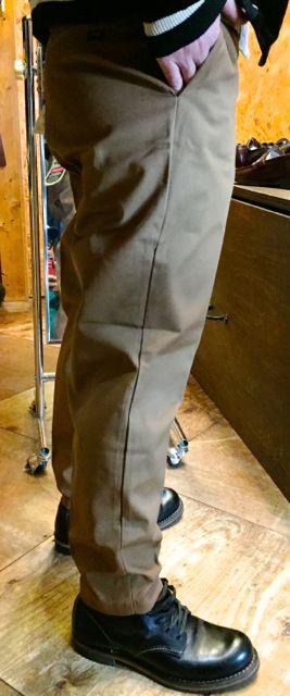 デッドストック!60s~Mr. Wrangler all cotton IVY  pants !!_c0144020_14185276.jpg
