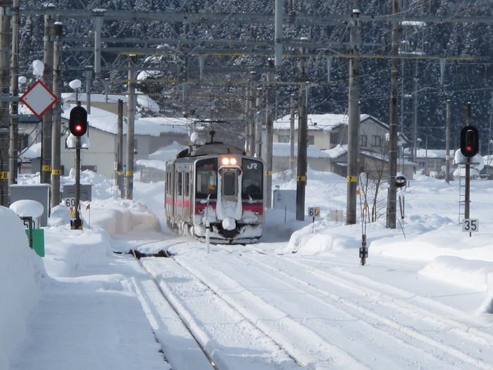 列車で冬の東北 温泉旅 ( 2日目 )_d0150720_17562065.jpg