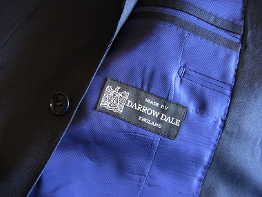 「DARROW DALE」de 料理した男たちのスーツ 「Sartoria iwate」編_c0177259_16342633.jpg