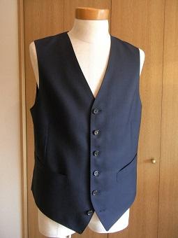 「DARROW DALE」de 料理した男たちのスーツ 「Sartoria iwate」編_c0177259_16351463.jpg