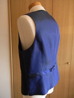 「DARROW DALE」de 料理した男たちのスーツ 「Sartoria iwate」編_c0177259_16352964.jpg