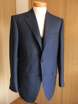「DARROW DALE」de 料理した男たちのスーツ 「Sartoria iwate」編_c0177259_16451537.jpg