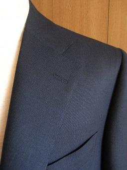 「DARROW DALE」de 料理した男たちのスーツ 「Sartoria iwate」編_c0177259_16461284.jpg