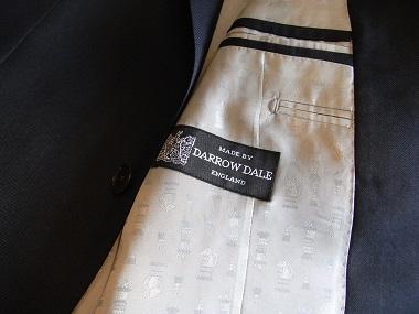 「DARROW DALE」de 料理した男たちのスーツ 「Sartoria iwate」編_c0177259_16481467.jpg