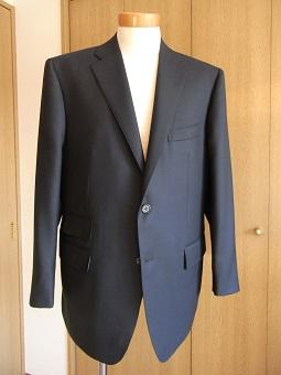 「DARROW DALE」de 料理した男たちのスーツ 「Sartoria iwate」編_c0177259_1649541.jpg