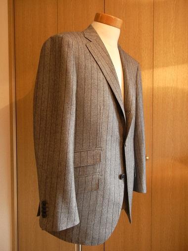 「DARROW DALE」de 料理した男たちのスーツ 「Sartoria iwate」編_c0177259_16543572.jpg
