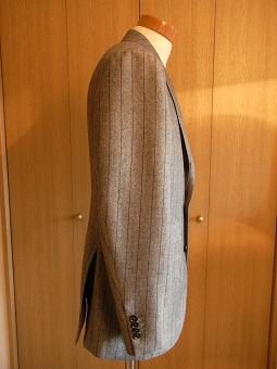 「DARROW DALE」de 料理した男たちのスーツ 「Sartoria iwate」編_c0177259_1657312.jpg