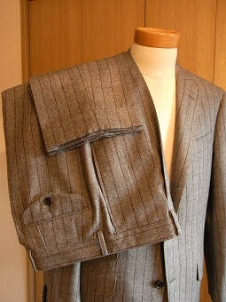 「DARROW DALE」de 料理した男たちのスーツ 「Sartoria iwate」編_c0177259_16592011.jpg