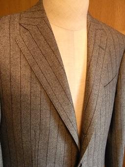 「DARROW DALE」de 料理した男たちのスーツ 「Sartoria iwate」編_c0177259_16593932.jpg
