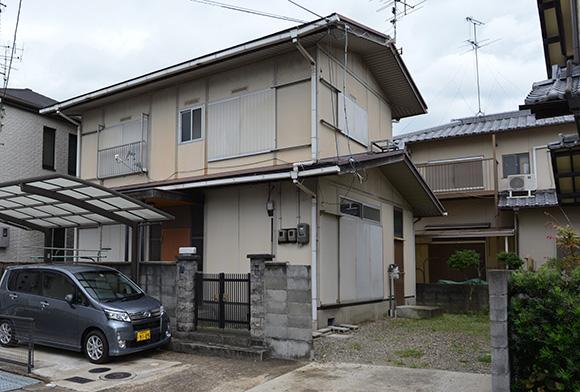 ハウスメーカーの家リノベーション 京田辺の家_e0164563_94083.jpg