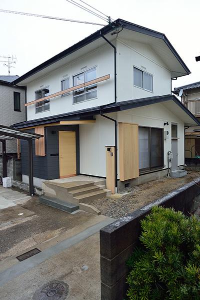 ハウスメーカーの家リノベーション 京田辺の家_e0164563_941020.jpg