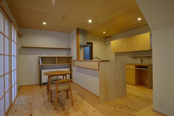 ハウスメーカーの家リノベーション 京田辺の家_e0164563_984971.jpg