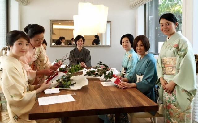 婦人画報・美しいキモノ「和を遊ぶ会」の一期一会。_a0138976_1951143.jpg
