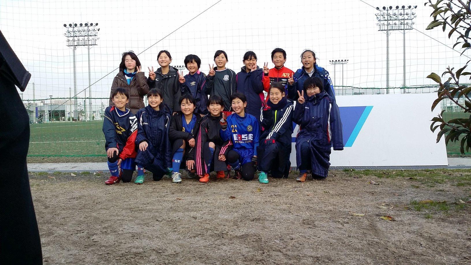 ANA Presents J-GREEN SAKAI なでしこ Festival_a0338390_17383444.jpg