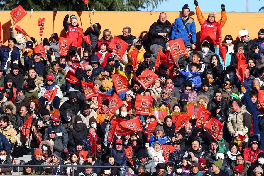 ジャパンラグビートップリーグ観戦!_c0193896_15002350.jpg