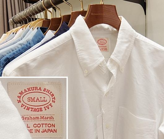 アメリカの伝統的ファッションを救った日本のファッション?!~鎌倉シャツNY2号店の様子ほか_b0007805_0464333.jpg