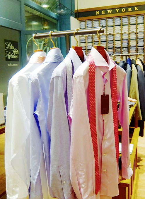 アメリカの伝統的ファッションを救った日本のファッション?!~鎌倉シャツNY2号店の様子ほか_b0007805_105357.jpg