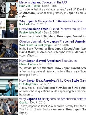 アメリカの伝統的ファッションを救った日本のファッション?!~鎌倉シャツNY2号店の様子ほか_b0007805_241364.jpg