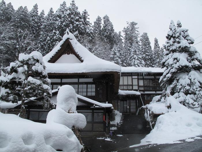 列車で冬の東北 温泉旅 ( 2日目 )_d0150720_10372546.jpg