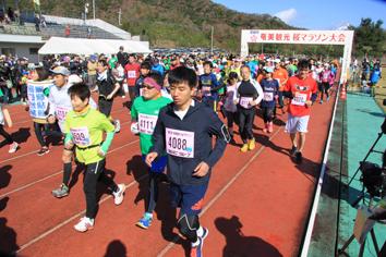 桜マラソン2016_e0041337_1747382.jpg