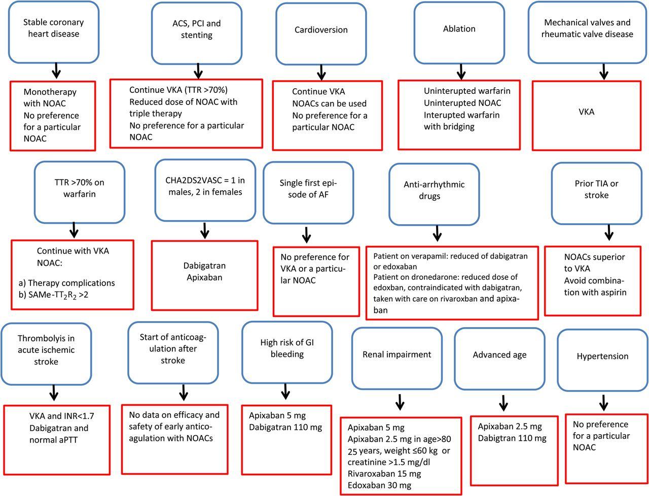 臨床上の各場面でどの抗凝固薬を選べばよいかpart2:EHJ誌_a0119856_22162075.jpg