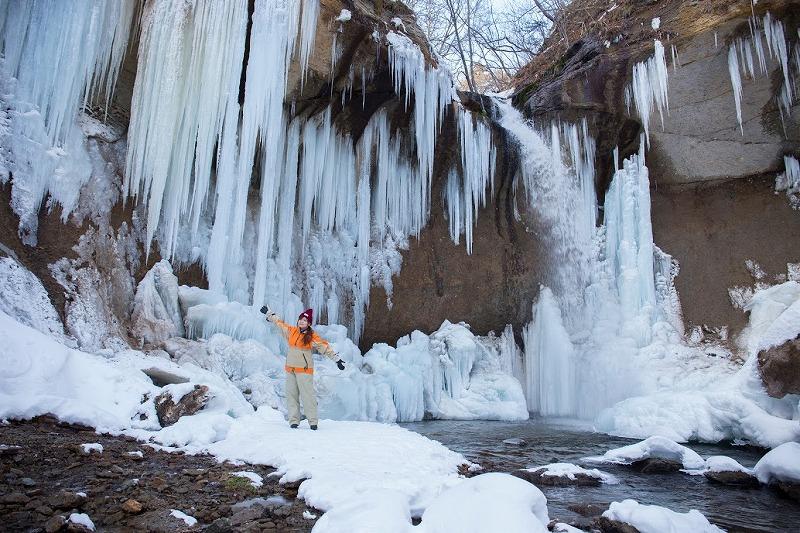 冬の滝_f0281095_13533367.jpg