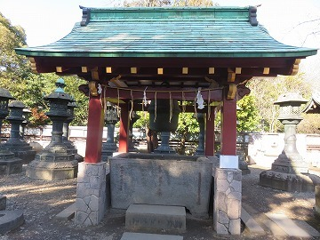上野東照宮の水舎門_c0187004_09243781.jpg