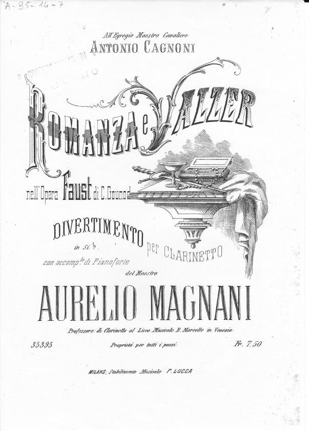 マニャーニ:グノーの歌劇「ファウスト」のロマンスとワルツによるディヴェルティメント_b0189423_1493933.jpg