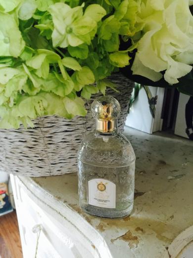 ゲラン、ナポレオン3世皇后の香り〜_f0215324_00574920.jpg