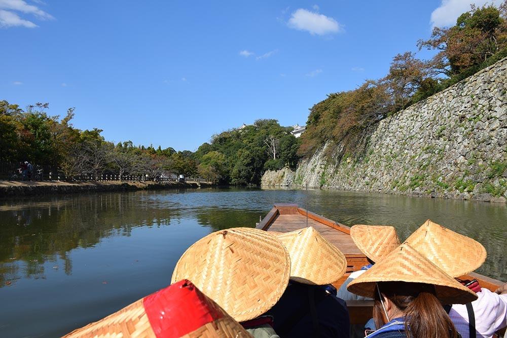 白鷺の天守閣がよみがえった姫路城を歩く。 その8 ~内堀~_e0158128_20470944.jpg
