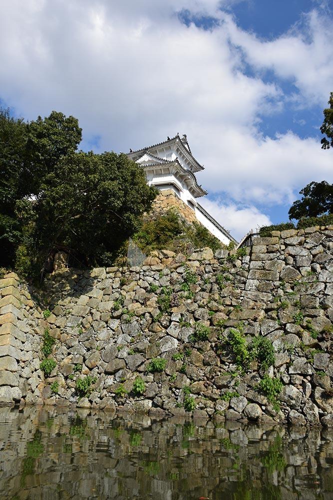 白鷺の天守閣がよみがえった姫路城を歩く。 その8 ~内堀~_e0158128_20571698.jpg