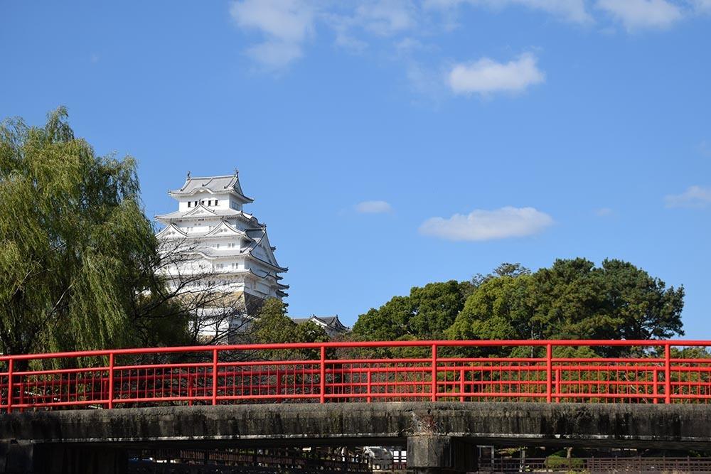 白鷺の天守閣がよみがえった姫路城を歩く。 その8 ~内堀~_e0158128_21120485.jpg