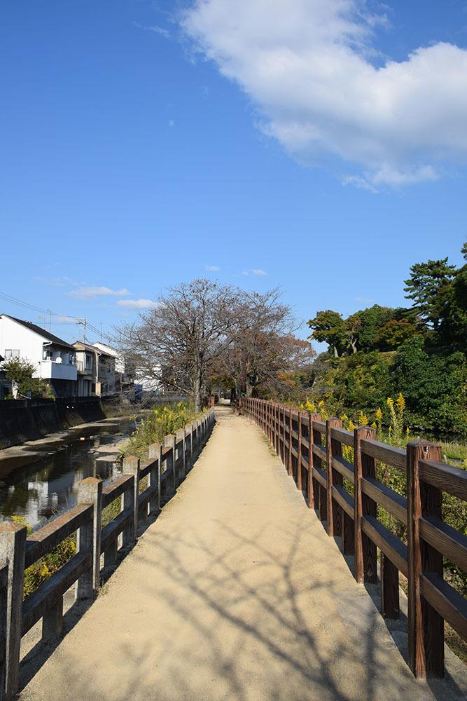 白鷺の天守閣がよみがえった姫路城を歩く。 その9 ~武蔵野御殿跡・千姫の小路~_e0158128_21402016.jpg