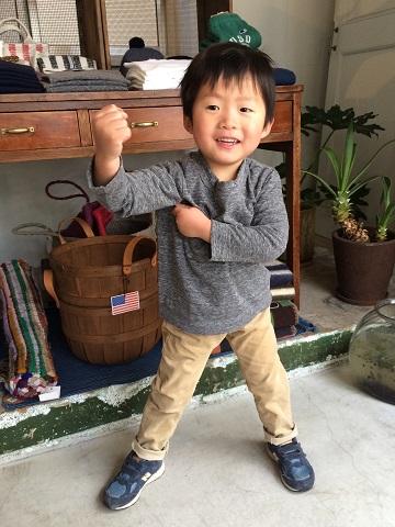 homspun kid\'s : 長袖 T シャツ_a0234452_20423916.jpg