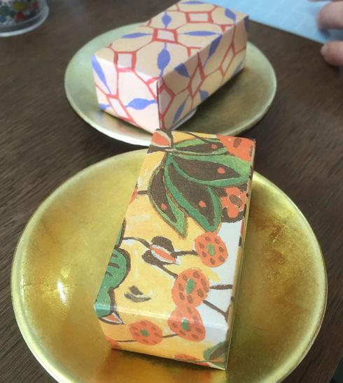 オークラプレステージ台北の「パイナップルケーキ」♪&美味しい甘酒♪_f0054260_18482049.jpg