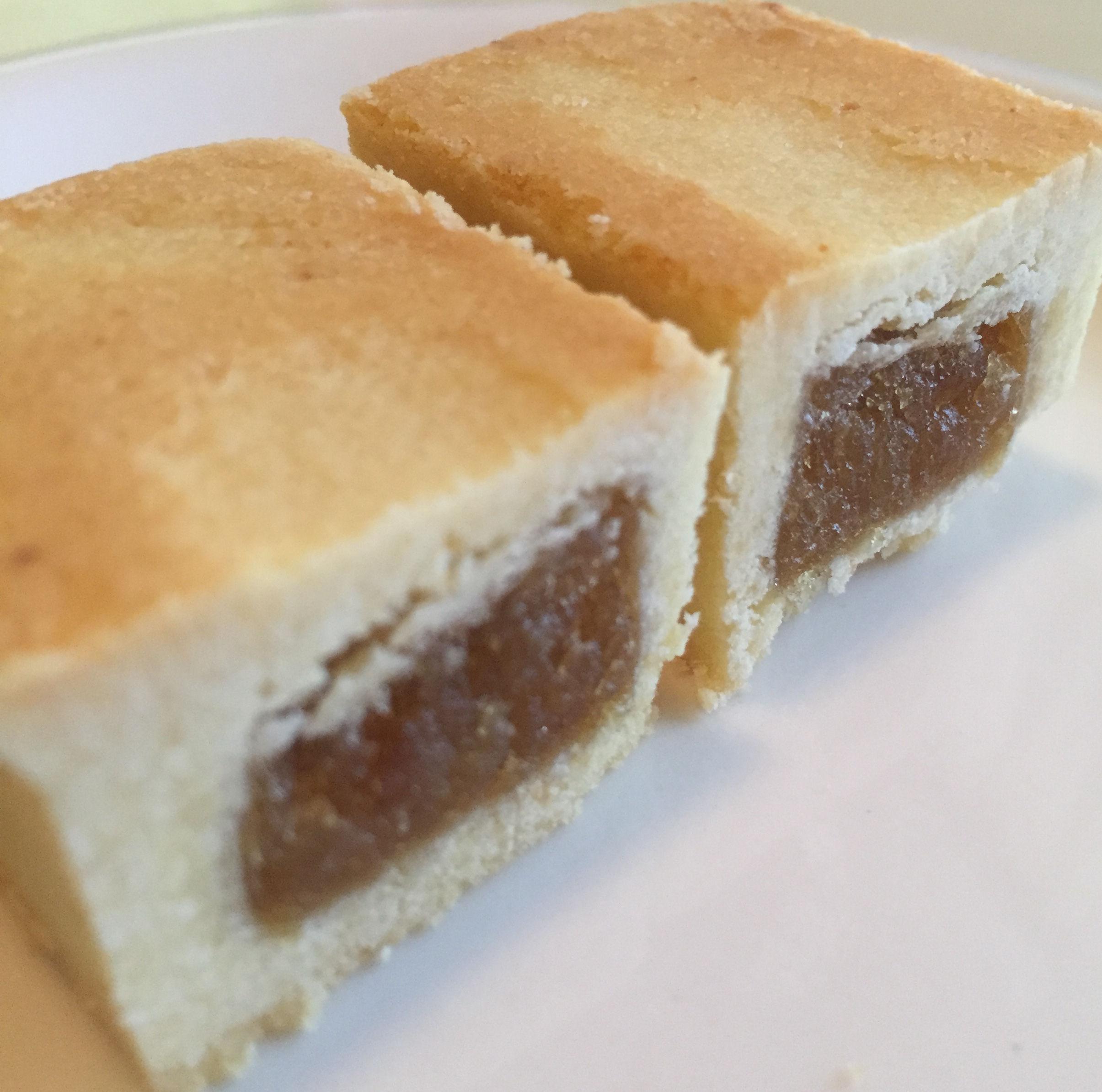 オークラプレステージ台北の「パイナップルケーキ」♪&美味しい甘酒♪_f0054260_18492126.jpg