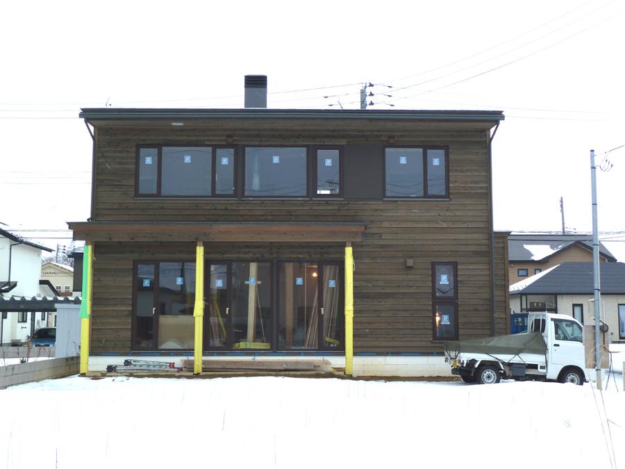 A様邸「新山前の家」_f0150893_17314652.jpg