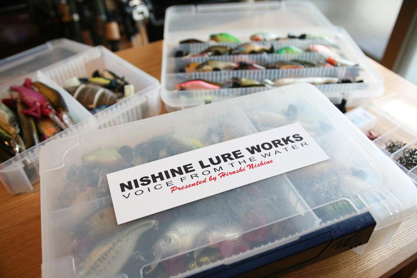キープキャスト告知その1 【NISHINE LURE WORKS ロゴステッカー】_d0145899_23315144.jpg