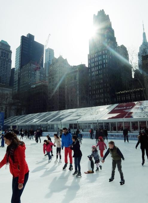 いかにもニューヨークっぽい雰囲気たっぷりのブライアント・パーク_b0007805_6251658.jpg
